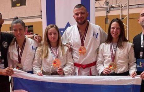 אלופי אירופה: ההישגים הנפלאים של לוחמי עצמה MMA ישראל באליפות אירופה