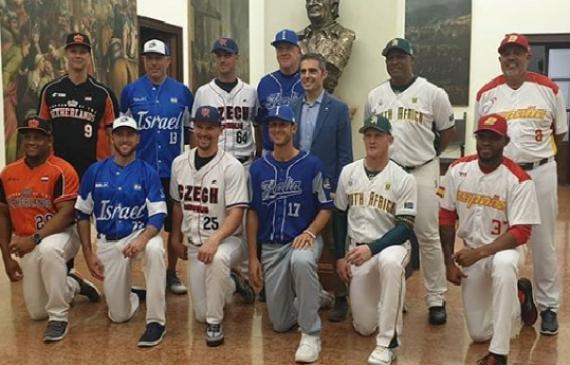 נבחרת ישראל בבייסבול במקום ה-4 באל' אירופה