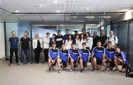 נבחרת ישראל בהוקי גלגיליות עד גיל 17 יוצאת לאליפות אירופה
