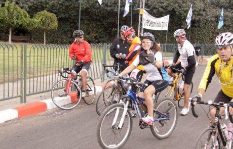 אירוע האופניים הגדול בישראל: מירוץ סובב כנרת יתקיים בפעם ה-41