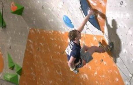בשיא שלו: מקום 4 למטפס נמרוד מרקוס מעצמה טסה באל' אירופה בהובלה (26.11.20)
