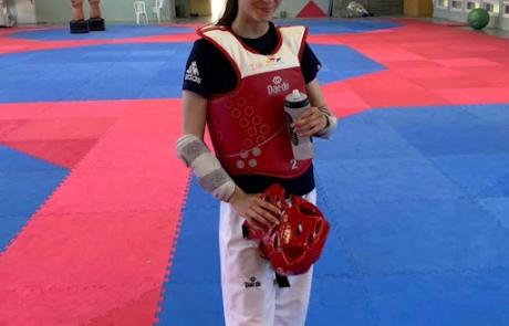 היא גדולה: מדליית ארד לאבישג סמברג ממועדון עצמה שרעבי ואחי יהודה במשחקים האולימפיים בטוקיו