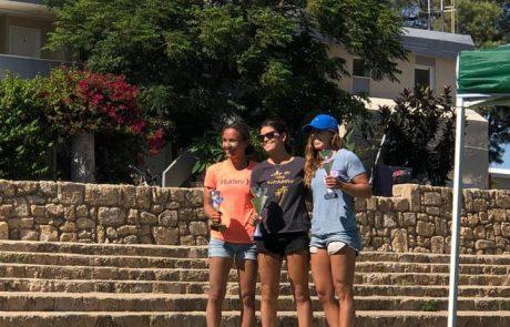 שש מדליות לגולשי עצמה בני הרצליה בגביע קיסריה (31.05.20)