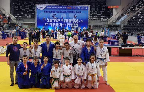 """הישגים ואירועים במועדון עצמה ג'ודוקאן האתלט ראשל""""צ"""