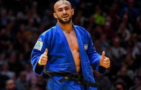 """הנציג בטוקיו: שמאילוב מעצמה ג'ודוקאן פ""""ת צפוי לייצג את ישראל במשחקים האולימפיים"""