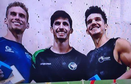 אלופים: המנצחים של אליפות ישראל בטיפוס ספורטיבי (9.8.20)
