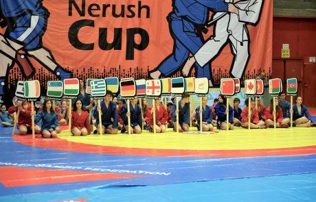 """21 מדליות לג'ודאי עצמה """"האתלט ראשל""""צ"""" בתחרות הבינלאומית שנערכה בישראל"""