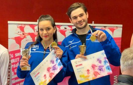 כותרת: איכילוב ואבקסיס מעצמה אייס חולון זכו במדליית זהב בתחרות גביע האתגר בהונגריה