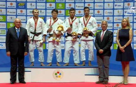 טל פליקר זכה במדליית הארד באליפות העולם 2017