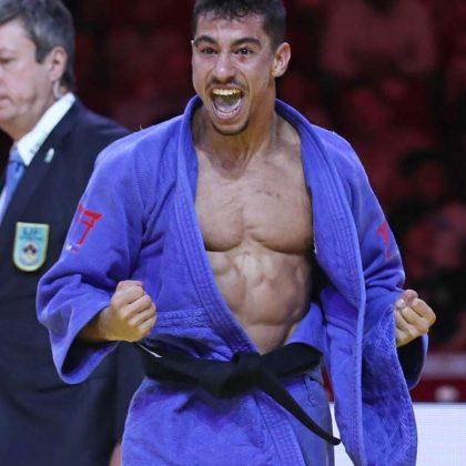 טל פליקר זוכה במדליית הארד באליפות העולם 2017