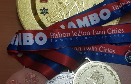 בסיוע מרכז עצמה: תחרות הסבב העולמי לנוער בסמבו ואל' בינלאומית בג'ודו ייערכו בישראל