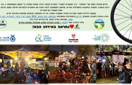 """כותרת: חגיגה ספורטיבית: אירוע פתיחת השנה של """"המסלול"""""""