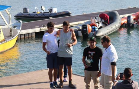 בשיא שלהם: גולשי מועדון עצמה בני הרצליה הצטיינו באליפות ישראל לנוער