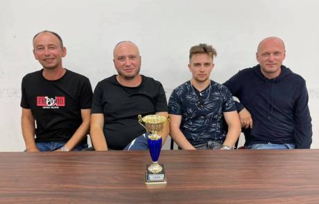 קבוצת הבוגרים של מועדון שחמט עצמה מעלות תרשיחא העפילה לליגה ארצית