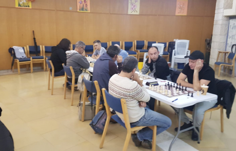 שייכים לטופ: ההישג של מועדון השחמט עצמה מעלות באל' ישראל (24.05.20)