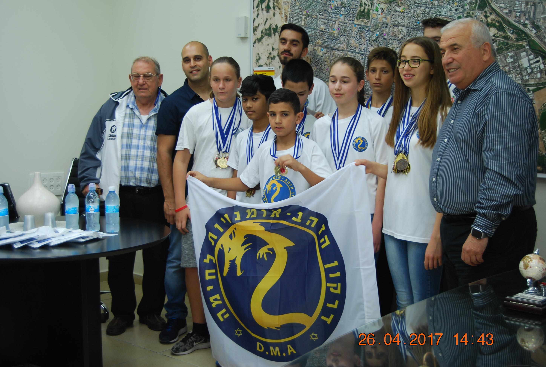 עצמה דרקון הזהב אשדוד – אליפות ישראל (טאקוונדו)