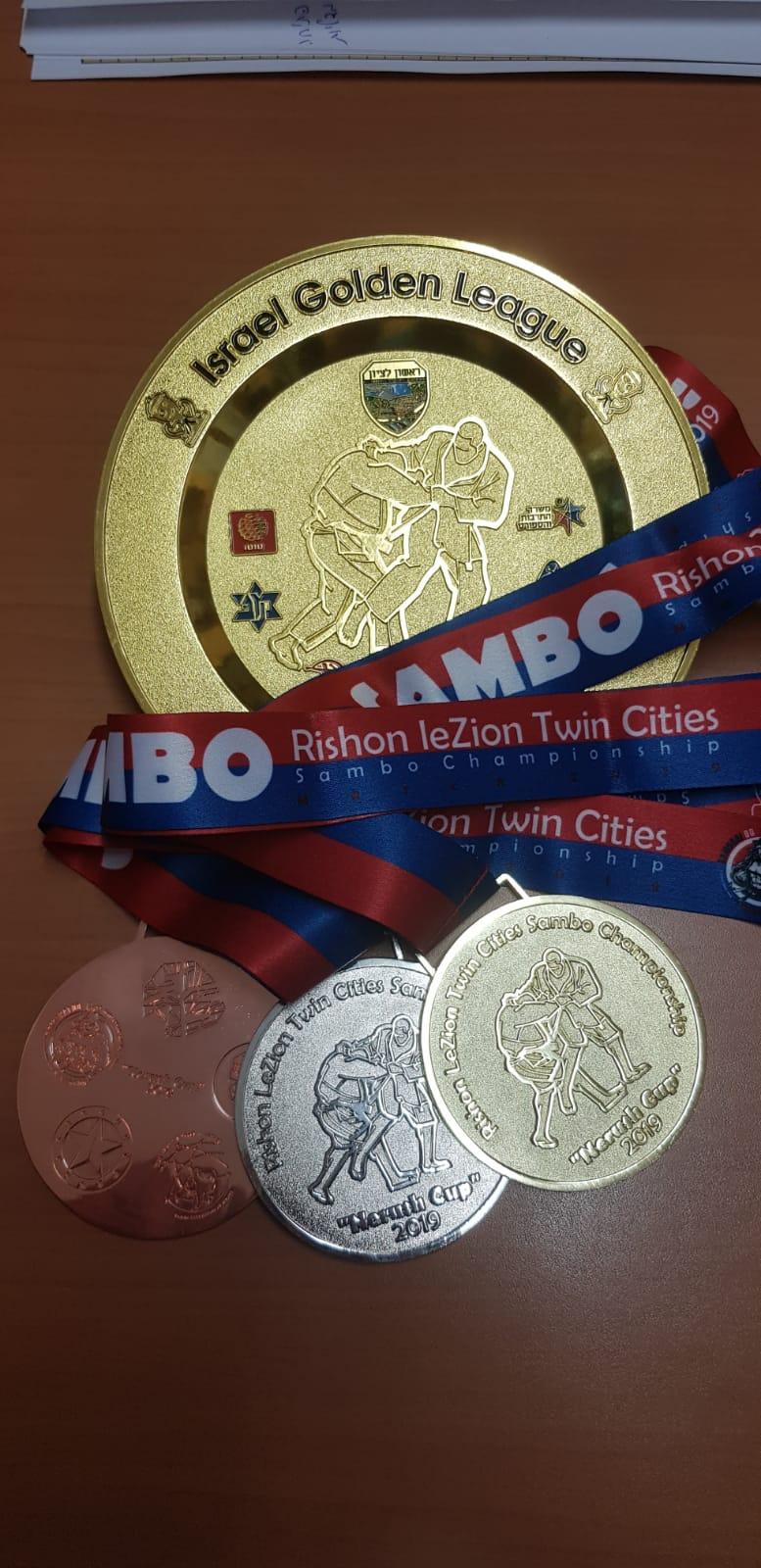 """אנחנו על המפה: 28 מדליות לנציגי עצמה """"האתלט ראשל""""צ"""" בתחרות הבינלאומית בישראל"""
